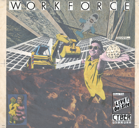 Workforce artwork